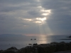Sun over Salthill Prom 2
